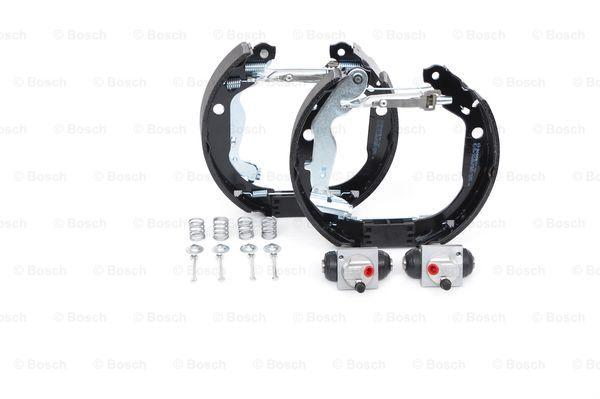 kit de frein arrière simple ou prémonté BOSCH 0 204 114 684 (X1)