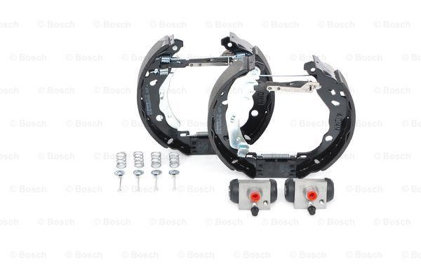 kit de frein arrière simple ou prémonté BOSCH 0 204 114 685 (X1)
