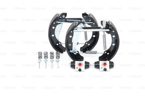 kit de frein arrière simple ou prémonté BOSCH 0 204 114 690 (X1)