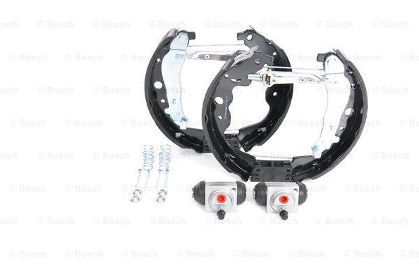 kit de frein arrière simple ou prémonté BOSCH 0 204 114 896 (X1)