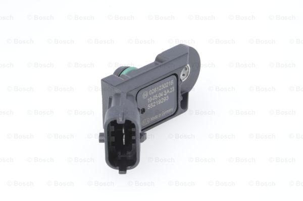 Capteur, pression de carburant BOSCH 0 261 230 216 (X1)