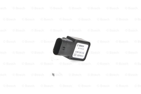 Capteur, pression du tuyau d'admission BOSCH 0 261 230 258 (X1)