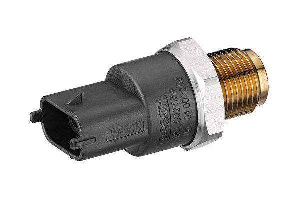 Capteur, pression de carburant BOSCH 0 281 002 534 (X1)