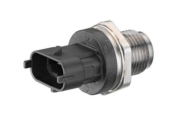 Capteur, pression de carburant BOSCH 0 281 002 706 (X1)