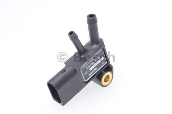 Capteur, pression des gaz échappement BOSCH 0 281 002 810 (X1)