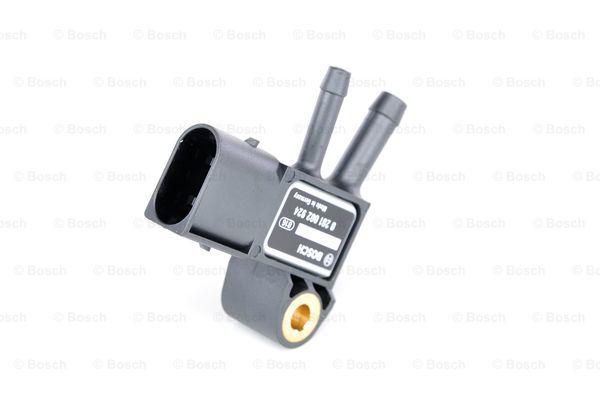 Capteur, pression des gaz échappement BOSCH 0 281 002 924 (X1)