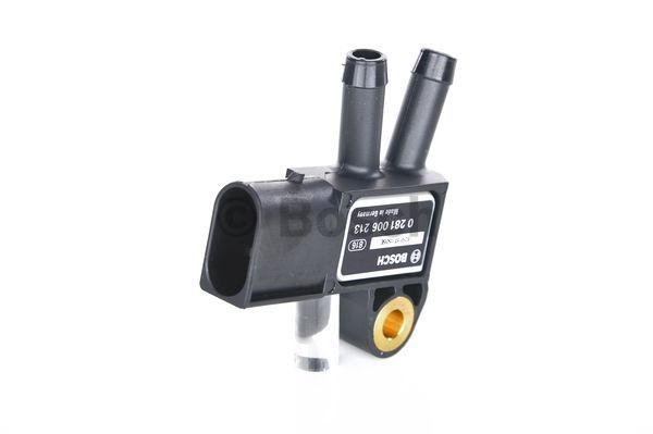 Capteur, pression des gaz échappement BOSCH 0 281 006 213 (X1)
