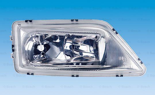 Optiques et phares BOSCH 0 301 160 002 (X1)