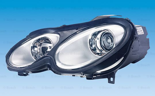 Optiques et phares BOSCH 0 301 207 612 (X1)