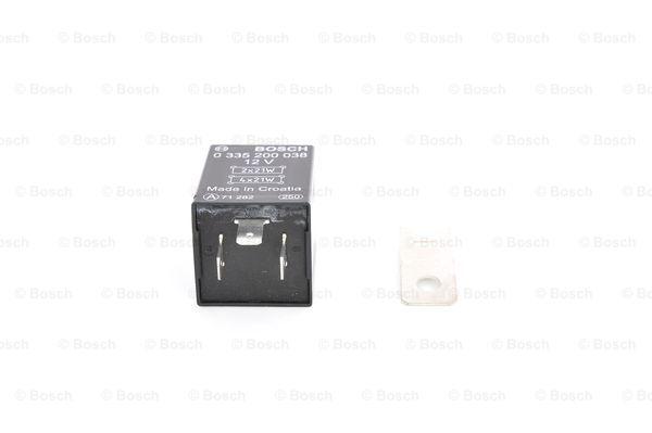 Centrale clignotante BOSCH 0 335 200 038 (X1)
