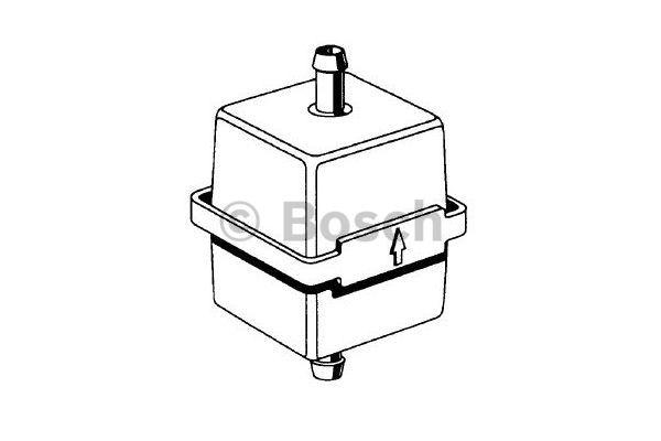 Filtre a carburant BOSCH 0 450 901 005 (X1)