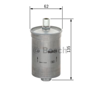 Filtre a carburant BOSCH 0 450 905 079 (X1)