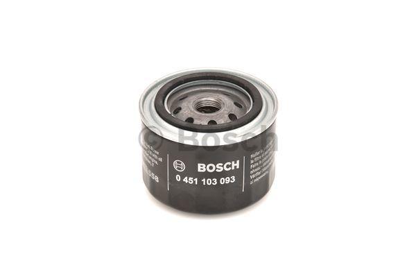Filtre a huile BOSCH 0 451 103 093 (X1)