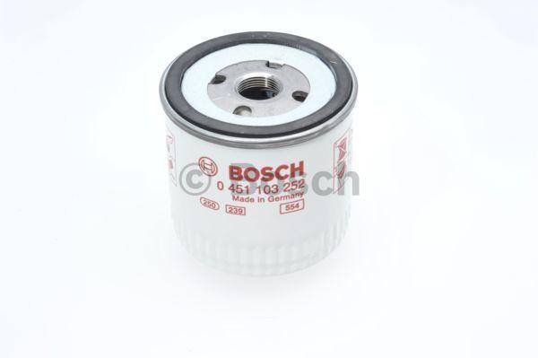 Filtre a huile BOSCH 0 451 103 252 (X1)