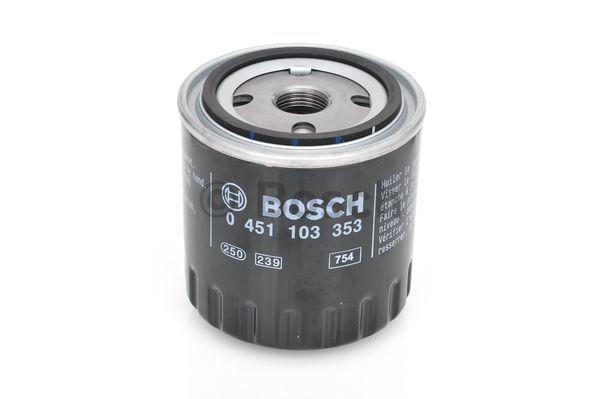Filtre a huile BOSCH 0 451 103 353 (X1)