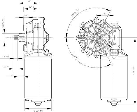schema electrique moteur essuie glace valeo