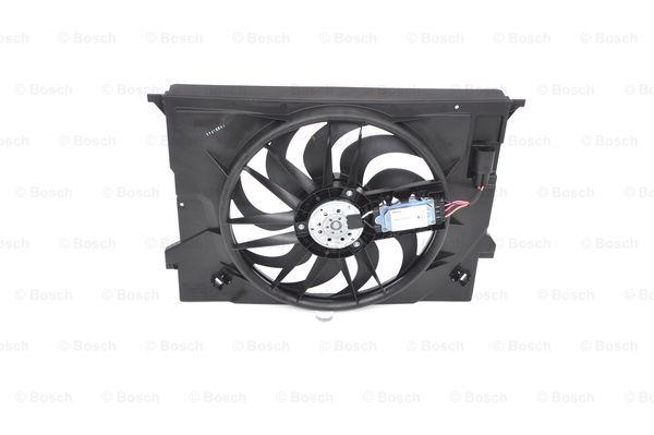 Moteur de ventilateur refroidissement BOSCH 0 986 338 043 (X1)