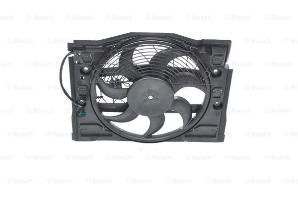 Moteur de ventilateur refroidissement BOSCH 0 986 338 044 (X1)