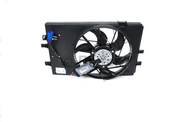 Moteur de ventilateur refroidissement BOSCH 0 986 338 045 (X1)