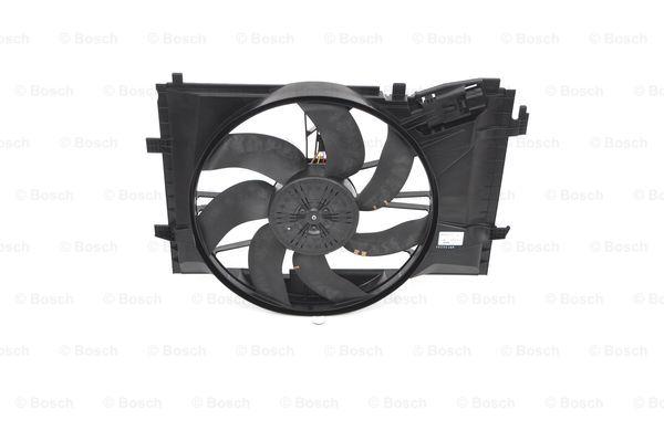 Moteur de ventilateur refroidissement BOSCH 0 986 338 053 (X1)