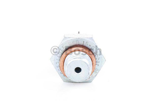Capteur, pression d'huile BOSCH 0 986 344 046 (X1)