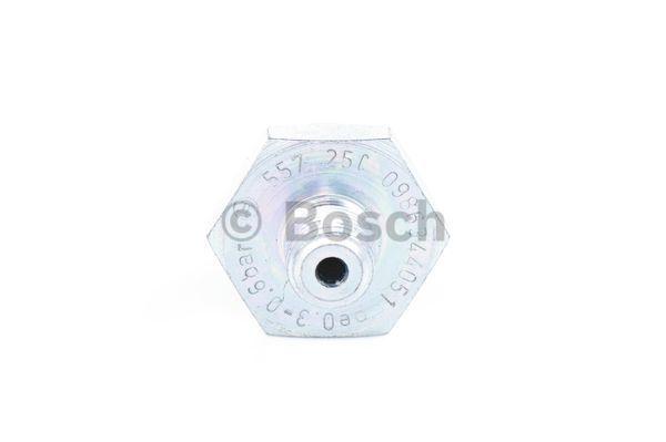 Capteur, pression d'huile BOSCH 0 986 344 051 (X1)