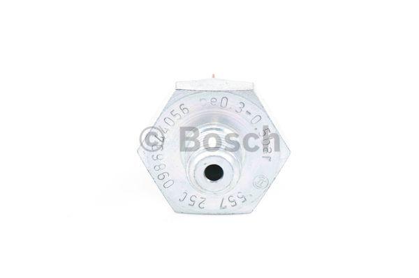 Capteur, pression d'huile BOSCH 0 986 344 056 (X1)
