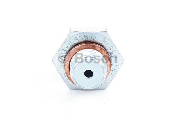 Capteur, pression d'huile BOSCH 0 986 344 080 (X1)