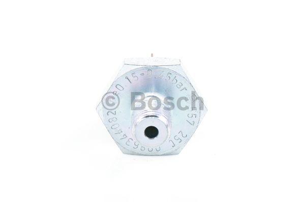 Capteur, pression d'huile BOSCH 0 986 344 082 (X1)