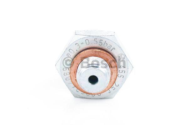 Capteur, pression d'huile BOSCH 0 986 344 089 (X1)