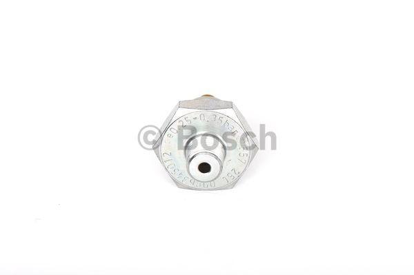 Capteur, pression d'huile BOSCH 0 986 345 012 (X1)