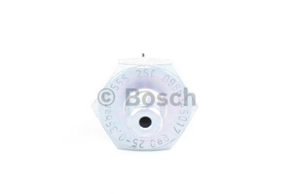 Capteur, pression d'huile BOSCH 0 986 345 017 (X1)
