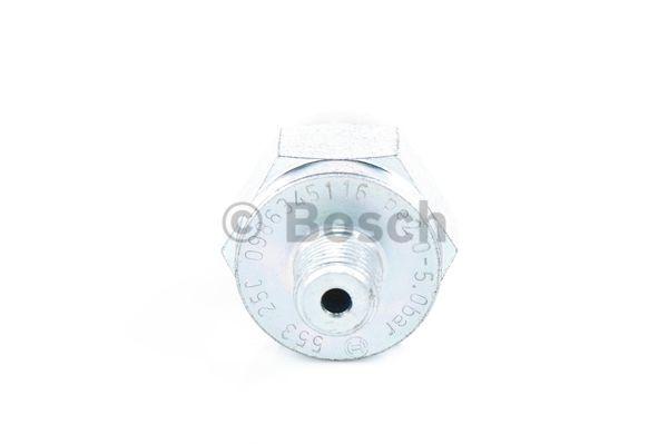 Contacteur de feu stop BOSCH 0 986 345 116 (X1)