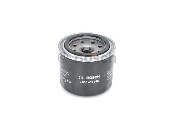 Filtre a huile BOSCH 0 986 452 016 (X1)