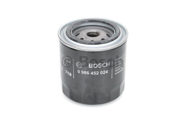 Filtre a huile BOSCH 0 986 452 024 (X1)