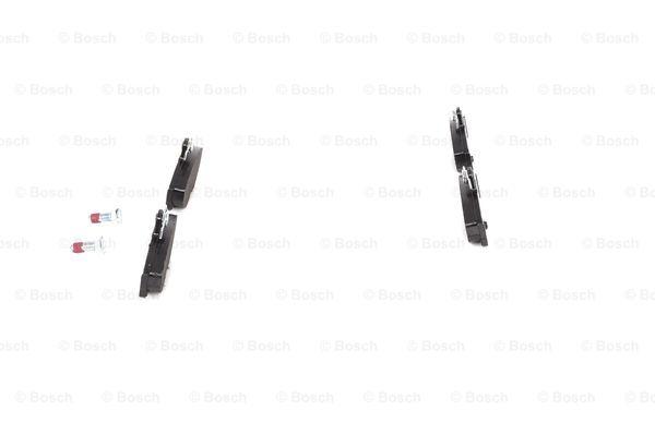 Kit de plaquettes de frein, frein à disque BOSCH 0 986 469 810 (Jeu de 4)