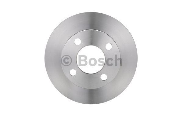 Disque de frein arriere BOSCH 0 986 478 019 (X1)