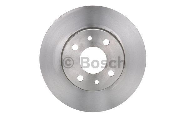 Disque de frein arriere BOSCH 0 986 478 238 (X1)