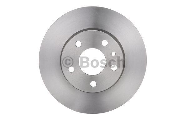 Disque de frein arriere BOSCH 0 986 478 341 (X1)