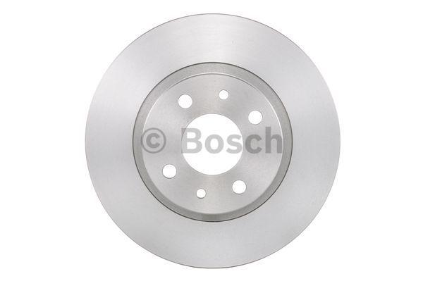 Disque de frein BOSCH 0 986 478 343 (X1)