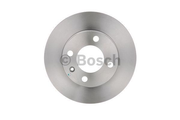 Disque de frein arriere BOSCH 0 986 478 492 (X1)