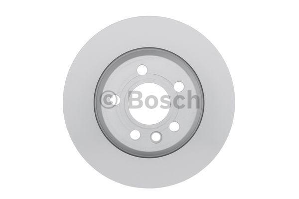 Disque de frein arriere BOSCH 0 986 478 569 (X1)