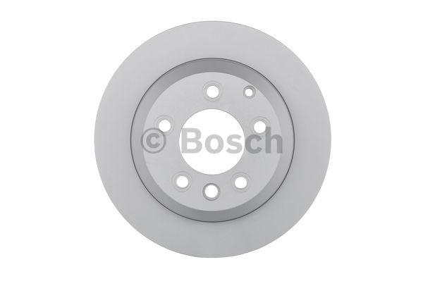 Disque de frein arriere BOSCH 0 986 479 095 (X1)