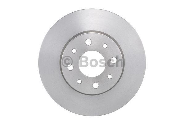 Disque de frein arriere BOSCH 0 986 479 502 (X1)