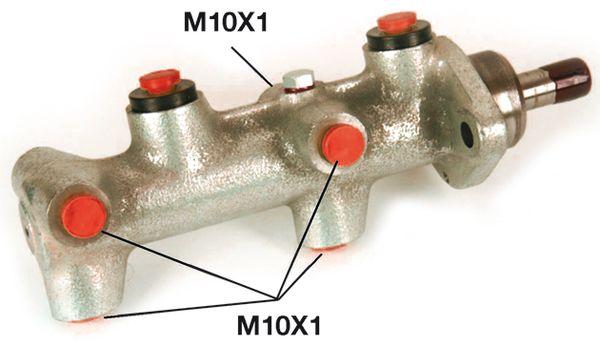Maitre-cylindre BOSCH 0 986 480 428 (X1)