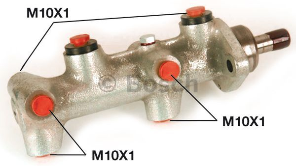 Maitre-cylindre BOSCH 0 986 480 430 (X1)