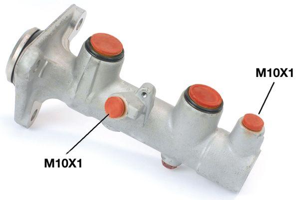 Maitre-cylindre BOSCH 0 986 480 665 (X1)