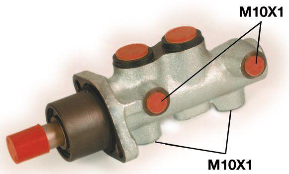 Maitre-cylindre BOSCH 0 986 480 866 (X1)