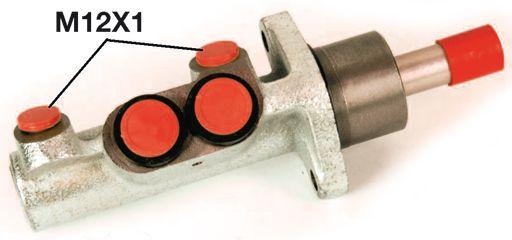 Maitre-cylindre BOSCH 0 986 480 869 (X1)