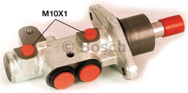 Maitre-cylindre BOSCH 0 986 481 013 (X1)
